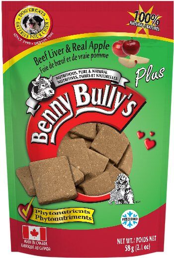 Benny Bullys® Liver Plus™ Apple - 58g