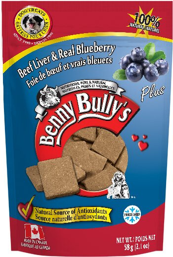 Benny Bullys® Liver Plus™ Blueberry - 58g