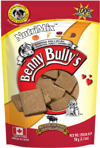 Benny Bullys® NutriMix® Dog Treats