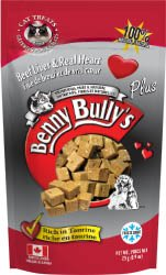 NEW Benny Bully's Liver Plus Beef Heart